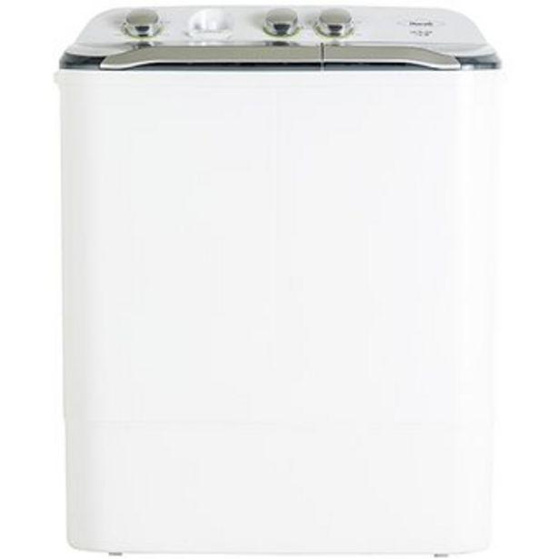 Oferta de Lavadora Semiautomática SA 0700 BL Haceb 7 kg Blanca por $489510