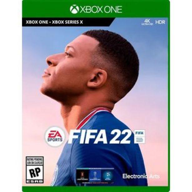 Oferta de Fifa 22 Xbox One Standard Edition Juego Xbox One Series X por $259900