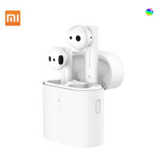 Oferta de Xiaomi Airdots Pro 2/Air 2 TWS audifonos inalambricos Bluetooth 5.0 por $209900