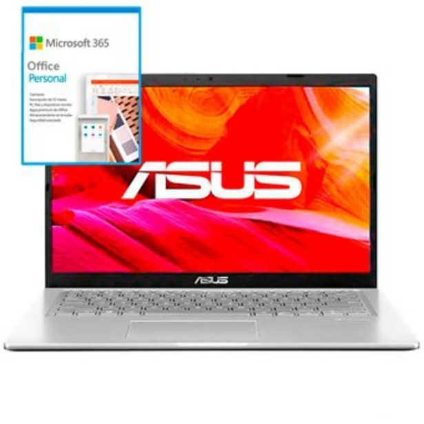 Oferta de Portátil Asus X415MA Celeron N4020 4gb 128gb SSD Windows 10 + Office 365 Personal por $1099000