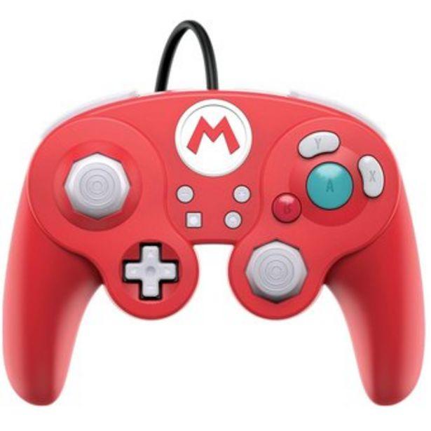 Oferta de Control Nintendo Switch Super Mario Bros PDP por $139900