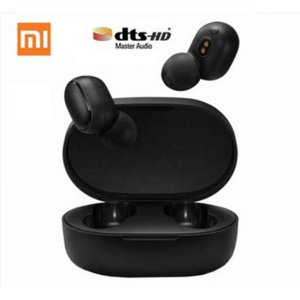 Oferta de Audifonos Inalambricos Xiaomi Airdots Redmi Bluetooth 100 Originales por $69990