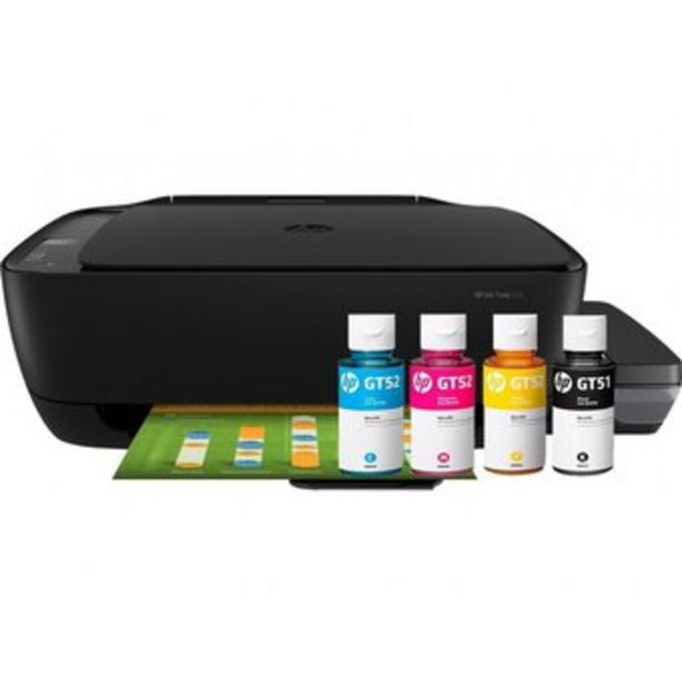 Oferta de Impresora Hp Ink Tank 315 por $429000