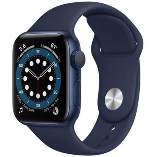 Oferta de Apple Watch Serie 6 40mm GPS Azul por $1719900