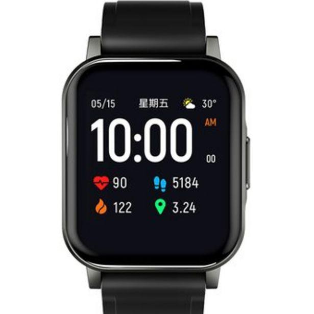Oferta de Reloj Inteligente Haylou Ls02 Smartwatch Xiaomi Ecosystem por $99900