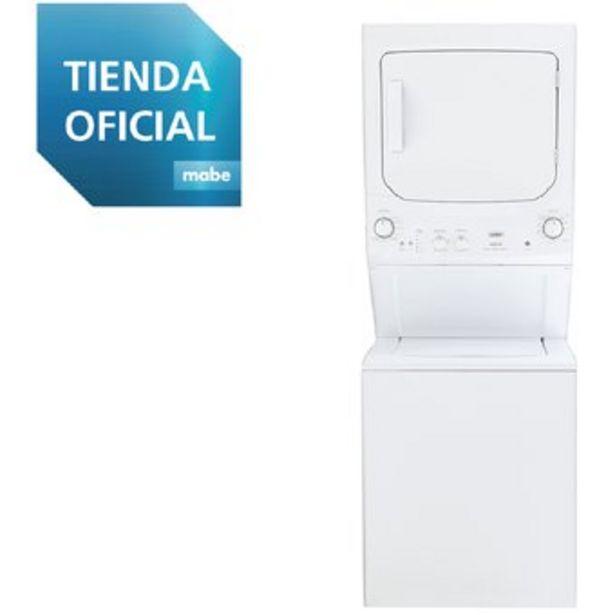 Oferta de Centro de lavado 20 kg Blanco Mabe - MCLC2040GSBB0 por $3699900