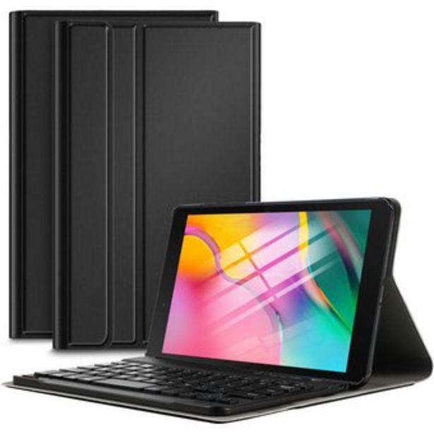 Oferta de Funda Con Teclado Bluetooth para Galaxy Tab A 8.0 2019 SM-T290 T295 por $163900