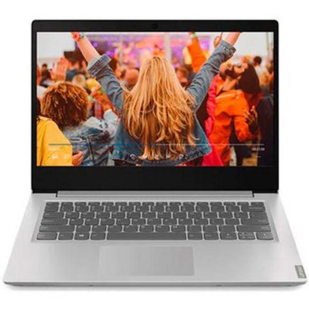 Oferta de PC Portatil Lenovo S145 14API Ryzen 3 Ram 8gb  SSD 512GB - Gris por $1849000