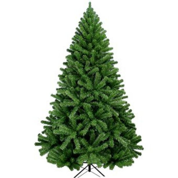 Oferta de Árbol De Navidad Deckorar 2.10mts Nebraska - Verde por $516900