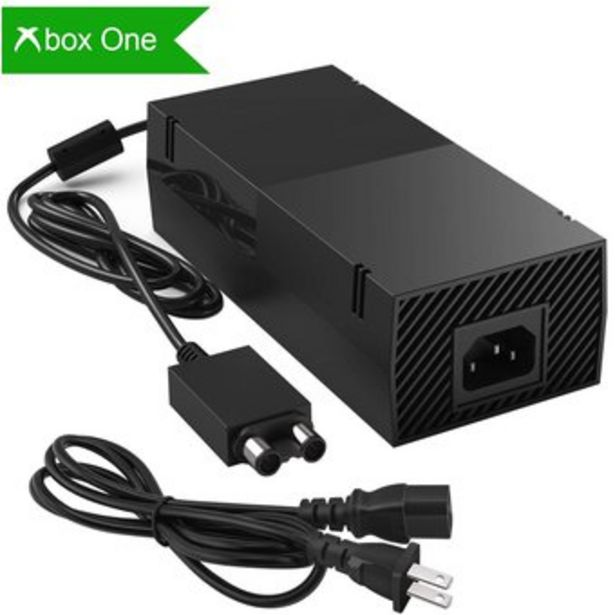 Oferta de Fuente de Poder alimentación para Xbox One Brick Adaptador de CA por $163900