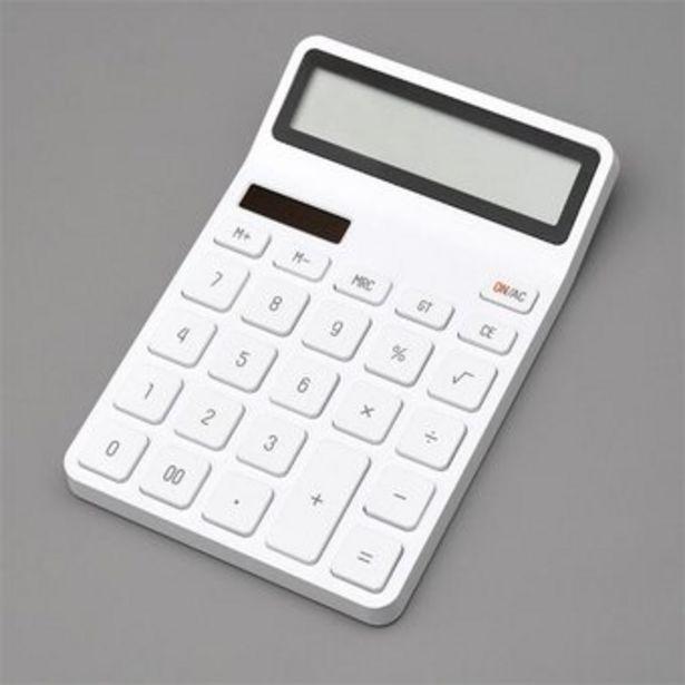 Oferta de Original Xiaomi calculadora de medidor casero de arroz de 12 bits por $146900