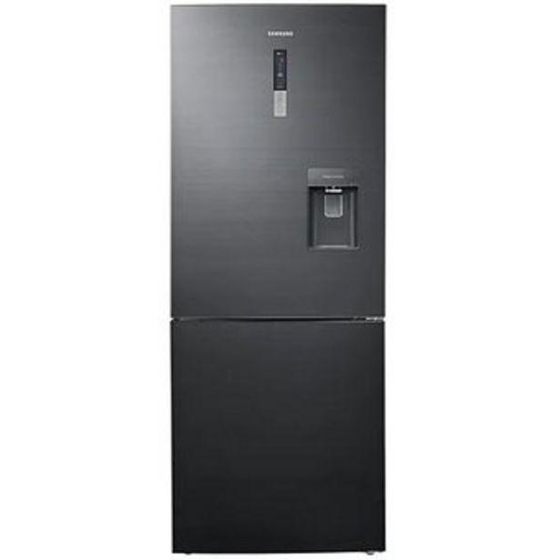 Oferta de Nevera Samsung 432 Ltr RL4363SBABS Acero Negro Inverter por $3019900