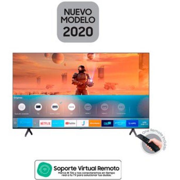 Oferta de Televisor Samsung 70 pulgadas LED 4K Ultra HD Smart TV por $2799900