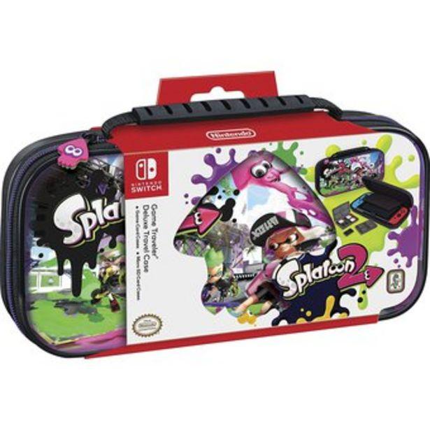 Oferta de Estuche Viajero Nintendo Switch - Splatoon 2 por $199990