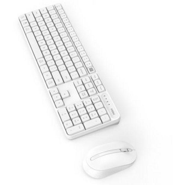 Oferta de Xiaomi MIIIW Kit Teclado Y Mouse Inalámbrico por $140863