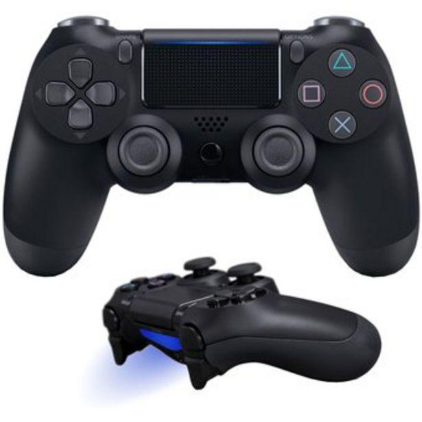 Oferta de Control Playstation 4 Ps4 Generico DualShock Led Tactil Recargable por $77900