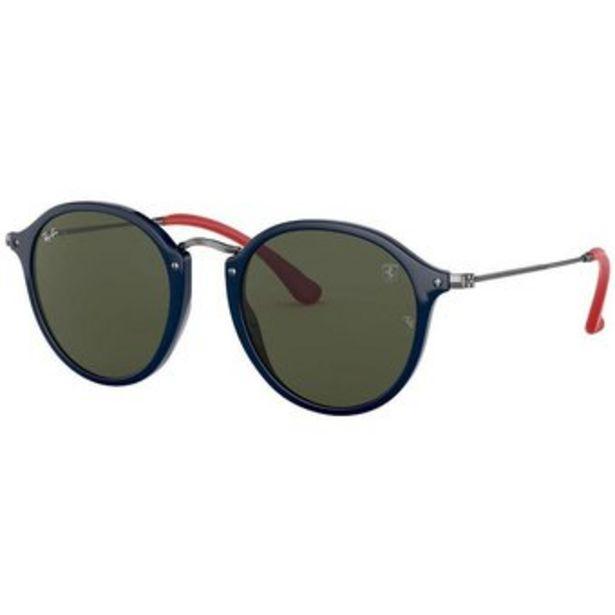 Oferta de Gafas de Sol Ray Ban Rb2447nm F60631 Scuderia Ferrari Originales por $479999