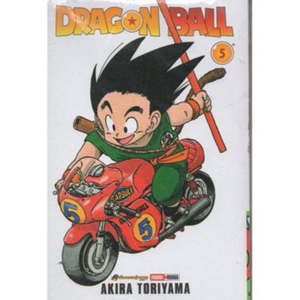 Oferta de Manga Dragon Ball Tomo 5 Nuevo por $30700
