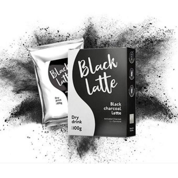 Oferta de Black Latte Dry Drink Para Bajar de Peso por $99900