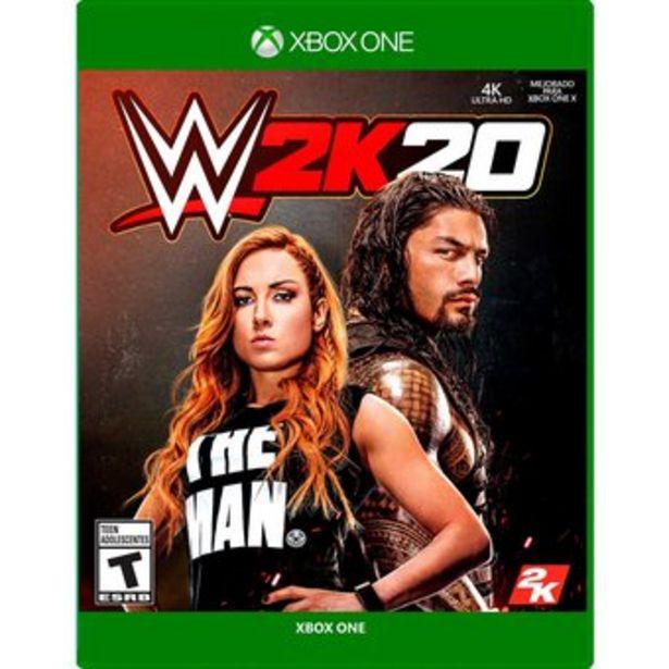 Oferta de Wwe 2k20 W 2k20 Xbox One Fisico por $70000