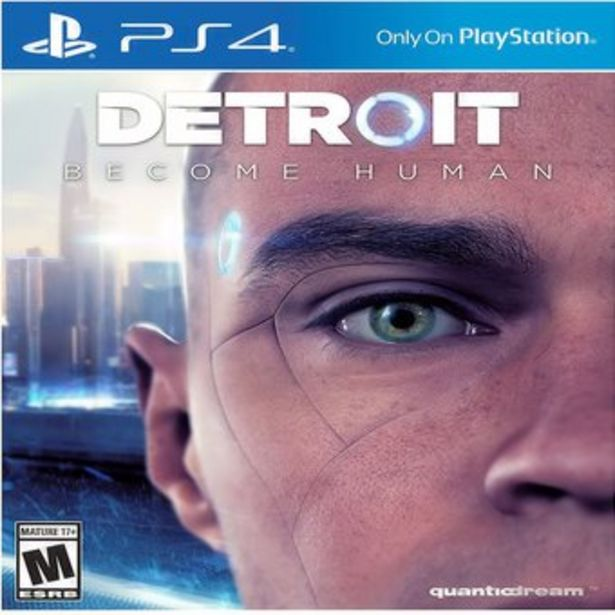 Oferta de Videojuego Detroit Become Human PS4 por $49800