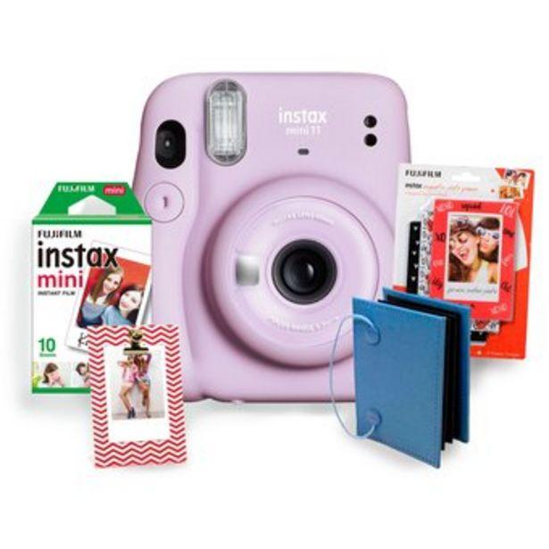 Oferta de Cámara Instantánea Fujifilm Mini 11 por $309999