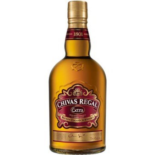 Oferta de Whisky Chivas Regal Extra 700 Ml por $80430