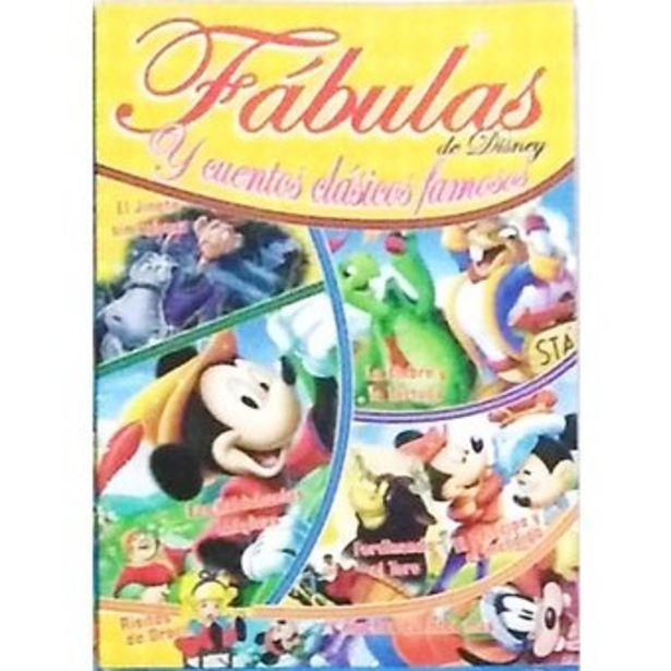 Oferta de Fabulas y Cuentos Clásicos Famosos de Disney o Las historias Fantásticas de los Hermanos Gremm por $3750