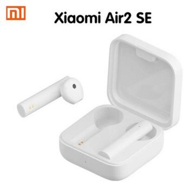 Oferta de Xiaomi Air2 SE  Auricular inalámbrico Bluetooth por $159990