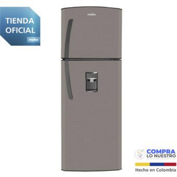 Oferta de Nevera No Frost 250 Lts. Brutos Platinum Mabe - RMA250FJCL por $1049900