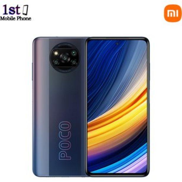 Oferta de Xiaomi POCO X3 Pro 6.67 8GB 256GB 48MP 120Hz 4G Smartphone - Negro por $1399900