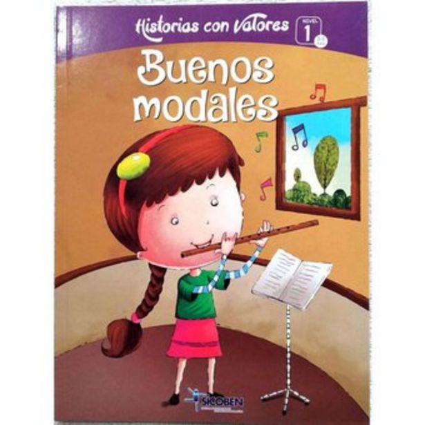 Oferta de Libro Infantil Sicoben - Para Aprender A Leer - Buenos Modales por $17000