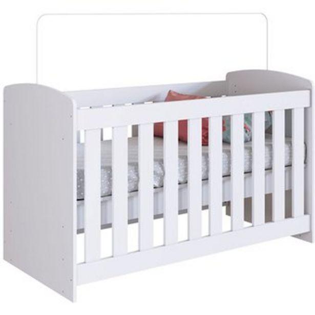 Oferta de Cuna Multifuncional 4 en 1 Muebles 2020 Violeta - Blanco por $417990