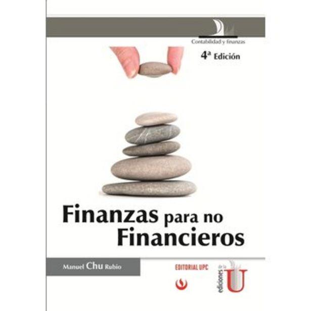 Oferta de Finanzas Para No Financieros por $57000
