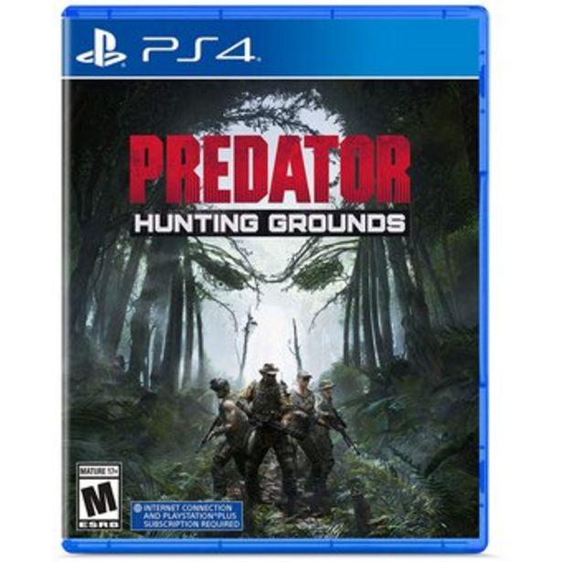 Oferta de Predator Hunting Grounds - PlayStation 4 por $189990