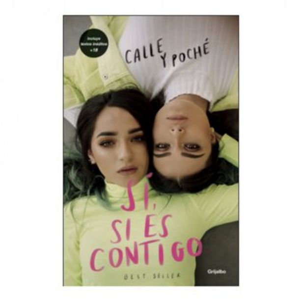 Oferta de Si, si es contigo Libro Original Calle y Poche Nueva Edicion 2020 Textos Ineditos por $34900