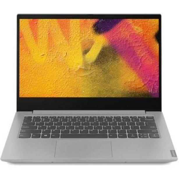 Oferta de PORTATIL LENOVO S340-14IIL CI5 1035G1 1T 4GB 14 TARJ VID 2GB NVI MX230 FREE DOS por $2181800