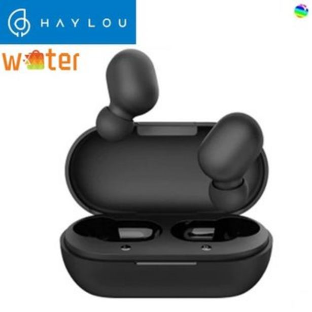 Oferta de Xiaomi Haylou GT1 TWS Bluetooth 5.0 Headphones Similar XiaoMi AirDots por $75500