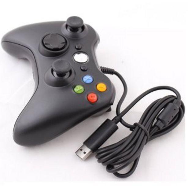 Oferta de Control Gamepad Para Consola Xbox 360 y para PC USB Alambrico por $64900