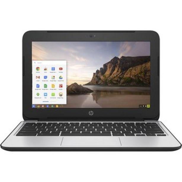 Oferta de Portatil HP Chromebook 11 G4 11.6'' 2,16GHz 16SDD 4GB Negro por $399999