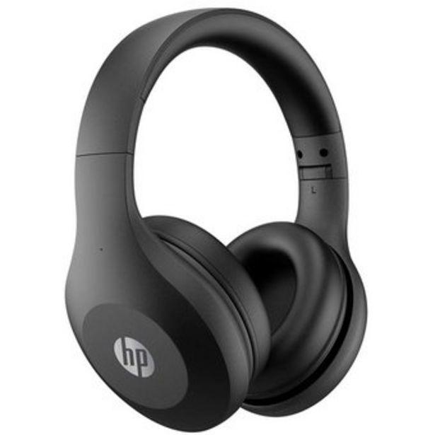 Oferta de Audífonos Diadema Bluetooth Hp 500 2j875aa por $139900