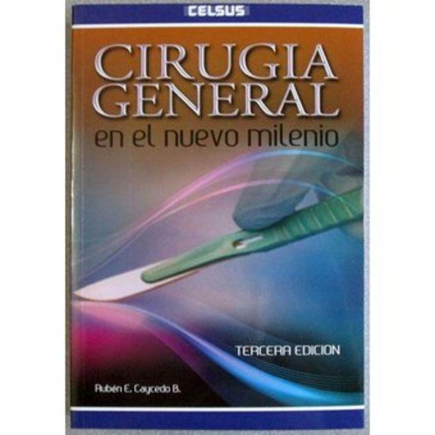 Oferta de Cirugía General En El Nuevo Milenio 3a Edición por $99000