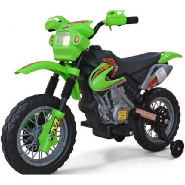 Oferta de Moto Electrica Montable Tipo Dt 2,5km Apoyapies Luces Sonido por $384900