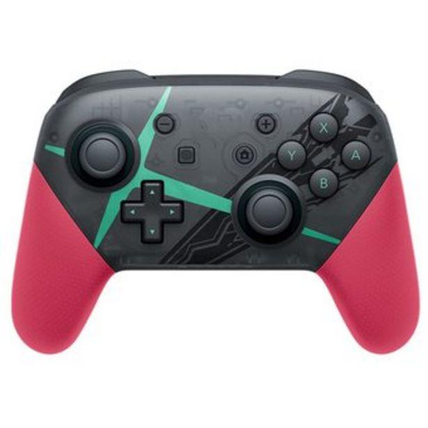 Oferta de Control Nintendo Switch Pro Controller Aaa Xenoblade por $128900