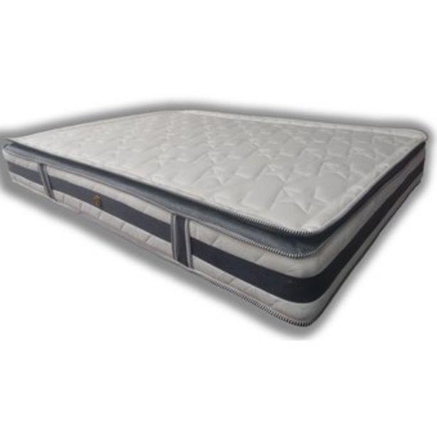 Oferta de Promoción Colchón Ortopédico Pilow  Estilo Y Confort 120x190 por $509900