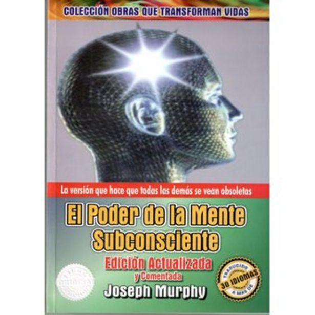 Oferta de Libro El Poder De La Mente Subconsciente (Tamaño Medio Oficio) por $19900