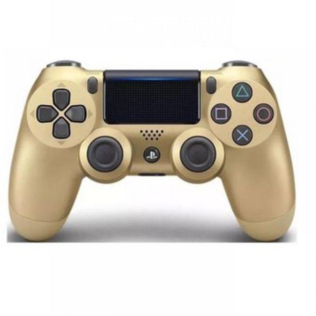 Oferta de Control PS4 Dorado Gold - PlayStation 4 Dualshock 4 GENERICO por $88300