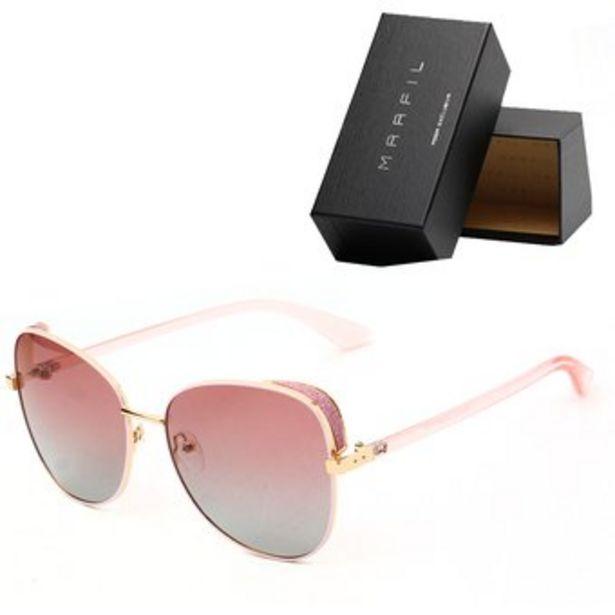 Oferta de Gafas De Sol Marfil Originales Dunstana Rosa por $99900