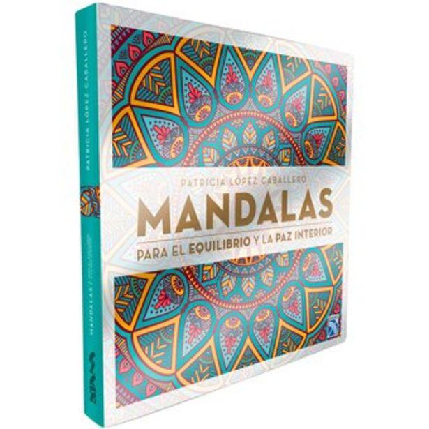 Oferta de Mandalas para el equilibrio y la paz interior Editorial Planeta por $39000
