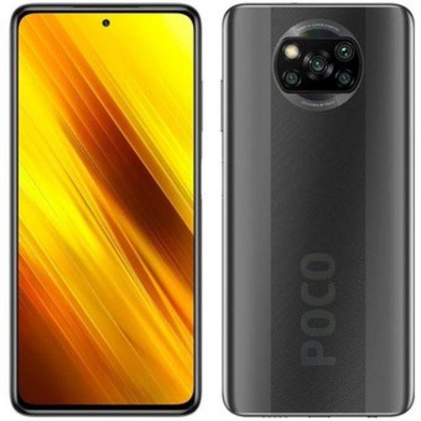 Oferta de Celular Xiaomi POCO X3 64gb NFC Gris por $929900